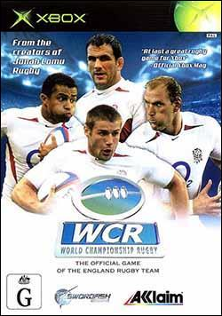 World Championship Rugby (Xbox) by Acclaim Entertainment Box Art
