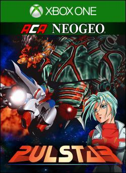 ACA NEOGEO PULSTAR (Xbox One) by Microsoft Box Art