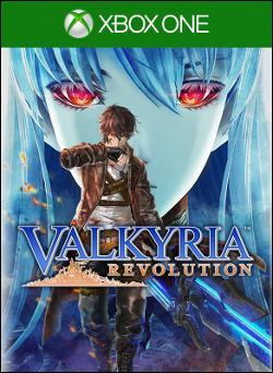 Valkyria Revolution (Xbox One) by Sega Box Art