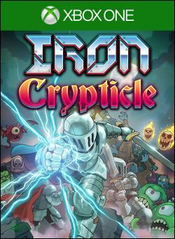 Iron Crypticle (Xbox One) by Microsoft Box Art