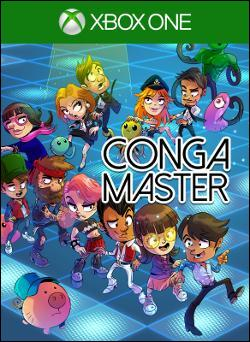 Conga Master (Xbox One) by Microsoft Box Art