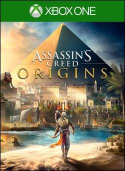 Assassin's Creed Origins (Xbox One) by Ubi Soft Entertainment Box Art