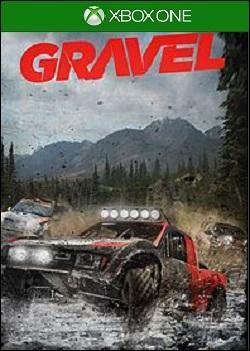 Gravel (Xbox One) by Square Enix Box Art