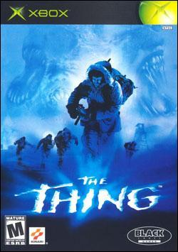 The Thing (Xbox) by Vivendi Universal Games Box Art