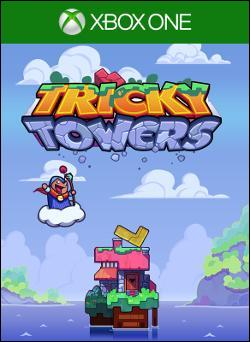 Tricky Towers (Xbox One) by Microsoft Box Art