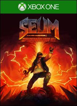 SEUM: Speedrunners From Hell Box art