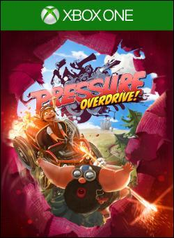 Pressure Overdrive (Xbox One) by Microsoft Box Art