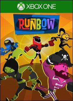 Runbow (Xbox One) by Microsoft Box Art
