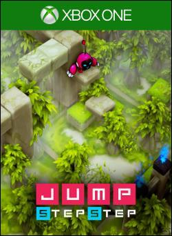 Jump Step Step (Xbox One) by Microsoft Box Art