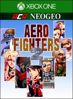 ACA NEOGEO AERO FIGHTERS 2 (Xbox One) by Microsoft Box Art