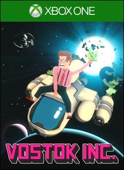 Vostok Inc Box art
