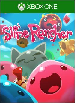 Slime Rancher (Xbox One) by Microsoft Box Art
