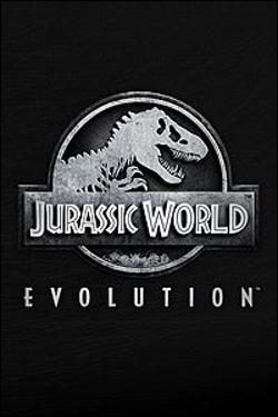 Jurassic World Evolution Box art