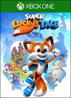 Super Lucky's Tale Box art