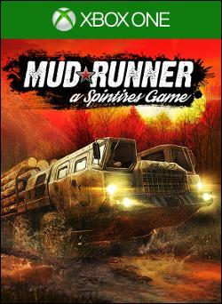 Spintires: MudRunner Box art