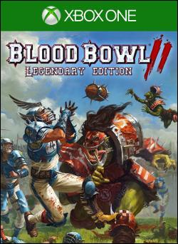 Blood Bowl 2: Legendary Edition Box art