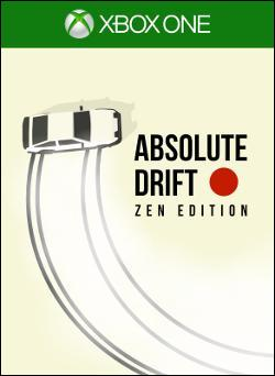 Absolute Drift: Zen Edition (Xbox One) by Microsoft Box Art
