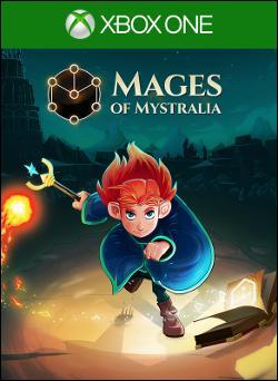 Mages of Mystralia (Xbox One) by Microsoft Box Art
