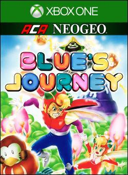ACA NEOGEO BLUE'S JOURNEY (Xbox One) by Microsoft Box Art