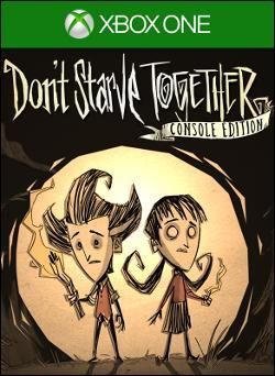 Don't Starve Together: Console Edition (Xbox One) by Microsoft Box Art