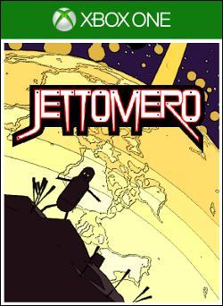 Jettomero: Hero of the Universe (Xbox One) by Microsoft Box Art