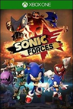 Sonic Forces (Xbox One) by Sega Box Art