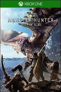 Monster Hunter: World Box art