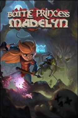 Battle Princess Madelyn Box art