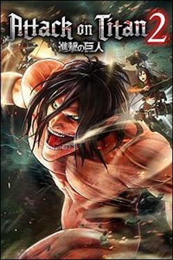 Attack On Titan 2 (Xbox One) by KOEI Corporation Box Art