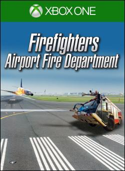 Firefighters: Airport Fire Department (Xbox One) by Microsoft Box Art