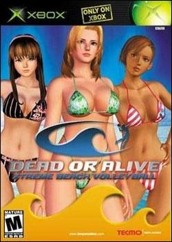 Dead or Alive Xtreme Beach Volleyball Box art