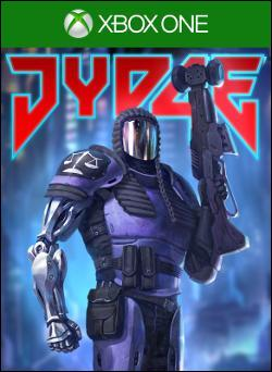 JYDGE (Xbox One) by Microsoft Box Art