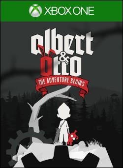 Albert and Otto (Xbox One) by Microsoft Box Art
