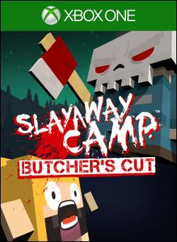 Slayaway Camp: Butcher's Cut (Xbox One) by Microsoft Box Art