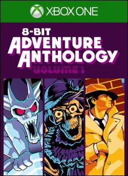 8-bit Adventure Anthology: Volume One (Xbox One) by Microsoft Box Art