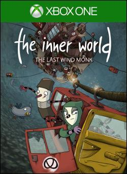 Inner World - The Last Wind Monk, The (Xbox One) by Microsoft Box Art