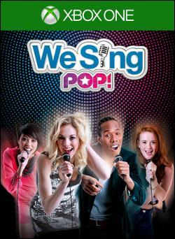 We Sing Pop (Xbox One) by THQ Box Art