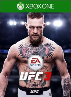 EA Sports UFC 3 (Xbox One) by Electronic Arts Box Art