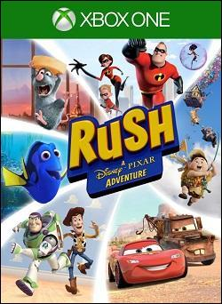 Rush: A Disney-Pixar Adventure (Xbox One) by Microsoft Box Art