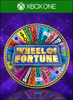 Wheel of Fortune (Xbox One) by Ubi Soft Entertainment Box Art