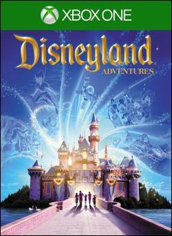 Disneyland Adventures (Xbox One) by Microsoft Box Art