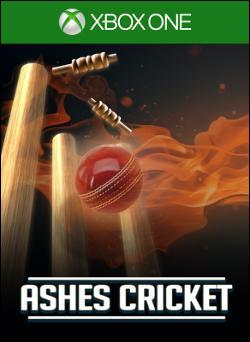 Ashes Cricket (Xbox One) by Microsoft Box Art
