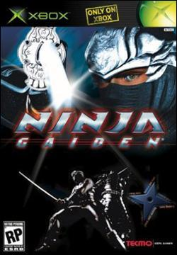Ninja Gaiden (Xbox) by Tecmo Inc. Box Art