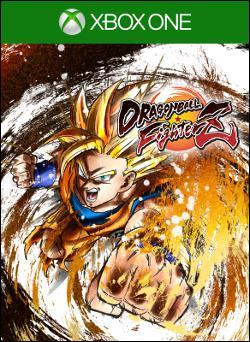 Dragon Ball Fighterz (Xbox One) by Ban Dai Box Art