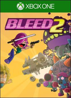 BLEED 2 (Xbox One) by Microsoft Box Art