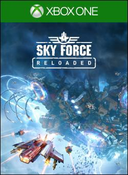 Sky Force Reloaded (Xbox One) by Microsoft Box Art