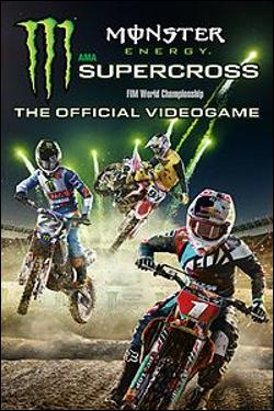 Monster Energy Supercross - The Official Videogame (Xbox One) by Microsoft Box Art