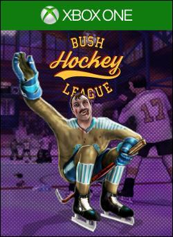 Bush Hockey League (Xbox One) by Microsoft Box Art