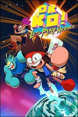 OK K.O.! Let's Play Heroes Box art