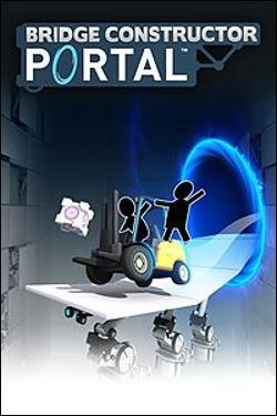Bridge Constructor Portal Box art